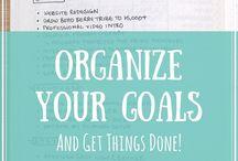 BuJo Goals