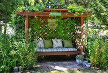 Tuininspiratie / Get inspired! Hier kun je alles vinden ter inspiratie rondom jouw tuin!