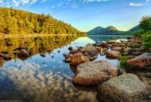 Mt Desert Island, Maine / Summer camping trip to Acadia National Park - Things to do wish list