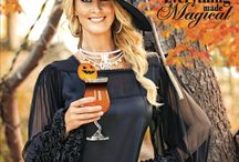 Halloween Treats and Recipes / We've always preferred the treats to the tricks, so we teamed up with party expert Sandra Lee to get her Top 10 Halloween treats. They're on our #OrangeList. #OrangeTuesday