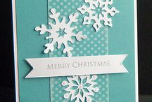 Christmas scrap / cards and other paper craftworks