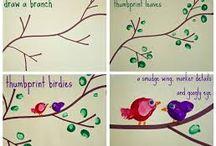 Estacions / Com treballar les estacions de l'any a un aula de primària.