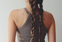 H A I R / braids, hair styles to die for and a lot more