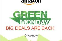 Green Monday 2014 - Deals, Sale & Updates!` / Here you'll find all the best Green Monday 2014 deals from Amazon, Walmart, Mercy's, Best Buy, Target & more. Stay updated to this board to get the latest deals.