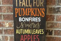 Fall decor and gifts