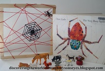 Eric Carle & Insects