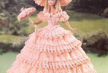 ~*Vestiditos para Barbie*~