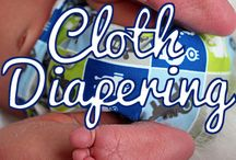 Baby -cloth diapering