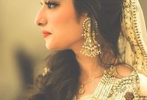Jewellery / #Beautiful #girl #Muslim #wedding #fantastic #feel #traditional #dress #classy #jewellery #perfect #click #by #ZARA #PHOTOGRAPHY