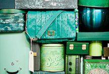 Todo verde / Verde Esmeralda