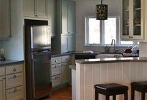 kitchens / by Samantha Orth