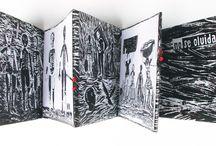 Artist books VOU / Book art