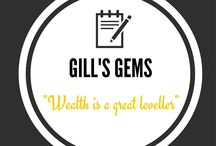 Gill's gems / A 'gem' for every business day of the year written by Gill Fielding!