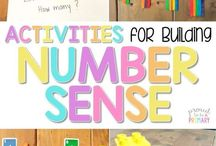 Kindergarten Numbers and Letters