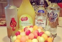 Party Snacks / Drinks