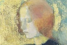 Painter I admier - Helena Schjerfbeck