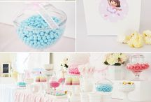 Birthday party ideas for Kids  / by Karla Quisquinay