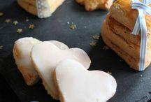 Sablés  biscuits  gluten free