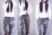 hip hop outfits