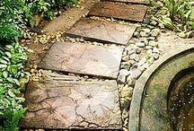 Perennial garden reconstruction