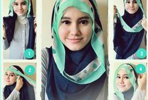 Tutoriel Hijab