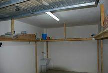 Soppalco garage