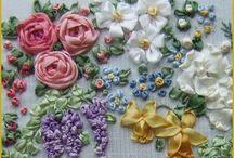 Embroidery / embroidery, broiderie, bordado
