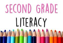 """Second Grade Literacy / """"Anything to make literacy fun and resourceful for second grade""""                                                                       RULE: Pin at least 2 free ideas or resources for every paid item. (pictures of the activities in action) Please don't flood the board with your pins.   (If you would like to collaborate, please email me at mschloesclass@gmail.com.)"""