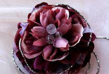 Corsage コサージュ / アーティフィシャルフラワーやプリザーブドフラワー、生花で制作したcorsageコサージュです。