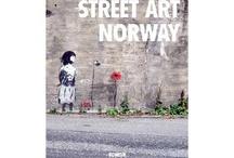 Books Worth Reading / Street Art Norway
