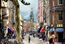 Holanda  / Amsterdam / by Teresa Gasca