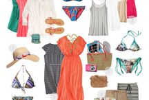 Packing for paradise / Vacation wardrobe tips / by Kathleen