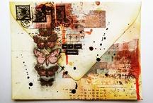 Scrap ▶ Mail Art