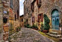 İtalya toscana