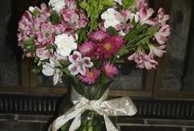 Fresh Flowers Around the House