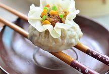 Chinese food 食品
