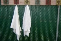 outdoor pools  / by Laura Graham