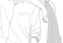 Naruto: Deidara x Itachi