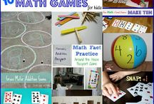 Math / This board contains ideas, activities, or lessons that teach or use math.