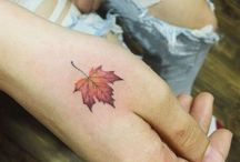 Tattoo autumn