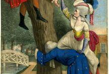 18th c American art/prints