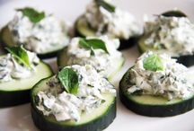 Low-Carb appetizers / by Vanessa Bennink