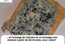 Formatge de cabrales/Queso de cabrales. / Aquí trobaràs curiositats sobre el formatge de cabrales/ Aquí encontrarás curiosidades sobre el queso de cabrales.