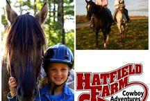 Hatfield Farm / Plan your Rustic Nova Scotia Farm Wedding at Hatfield Farm just minutes from Halifax, NS www.hatfieldfarm.ca