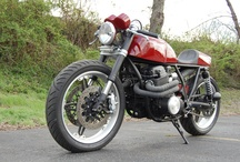 Motorbikes - the best of! / The coolest rides, both modern, classic and custom.