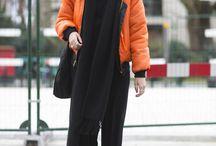 Plumas / El día en que los plumas dejaron de ser los parias de la moda para convertirse en tendencias http://chezagnes.blogspot.com/2017/01/cuando-el-plumas-dejo-de-ser-el-paria.html #tendencias #fashion #moda #puffercoat #plumas #chezagnes