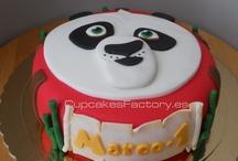 cumple kunfu panda