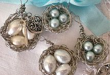 Jewelry with Wire & other Wire crafts / by Lindsay Lindsay