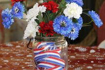Fourth of July Crafts/Treats / by Lori Falcon
