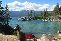 Lake Tahoe Beaches / Beaches around Lake Tahoe (California and Nevada)